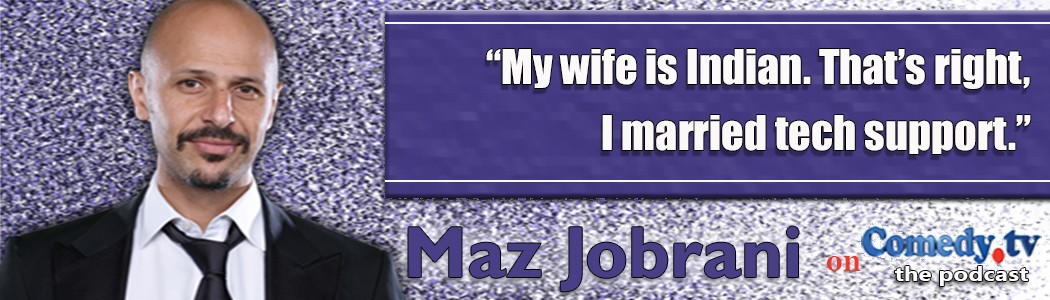 Comedy.TV - Maz Jobrani