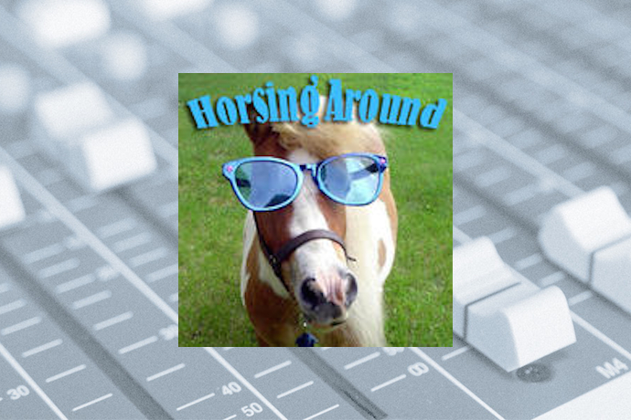 Horsing Around with Audrey Pavia
