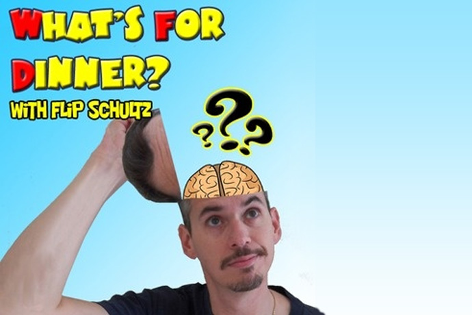 What's For Dinner Podcast with Flip Schultz