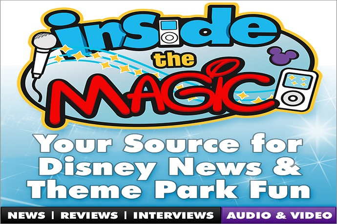 Inside the Magic - Your source for Disney news and all theme park fun! by Ricky Brigante