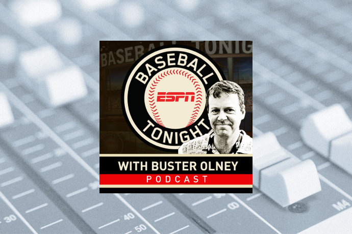 ESPN: Baseball Tonight with Buster Olney