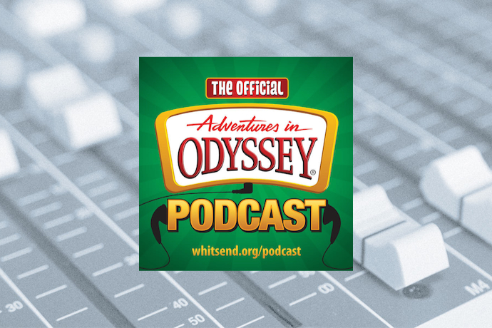 The Official Adventures in Odyssey Podcast by Focus on the Family