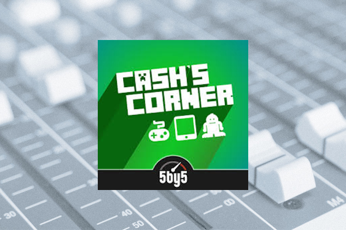 Cash's Corner by 5by5