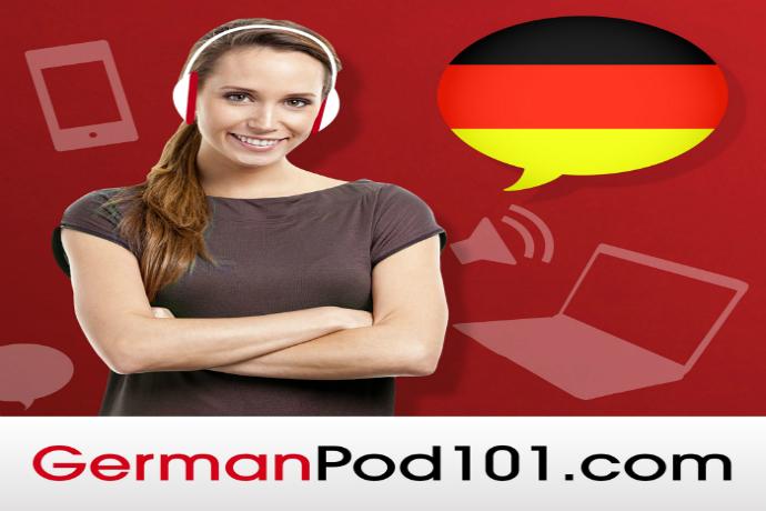 Learn German: GermanPod101.com