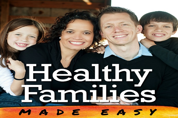 Healthy Families Made Easy with Dr. Jason Jones