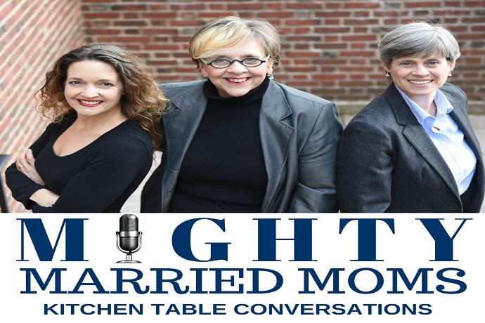 Mighty Married Moms by Deborah C. Owen, Wendy Williams, Linda Tighe