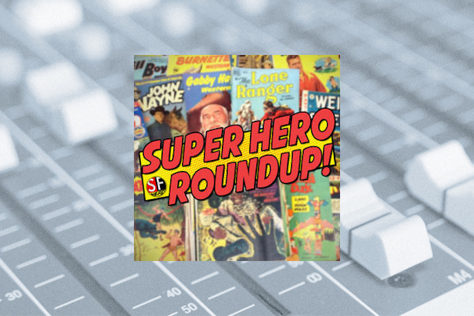 Super Hero Roundup by SourceFed NERD