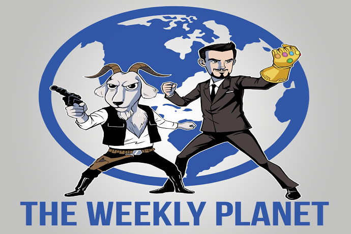 The Weekly Planet by comicbookmovie.com