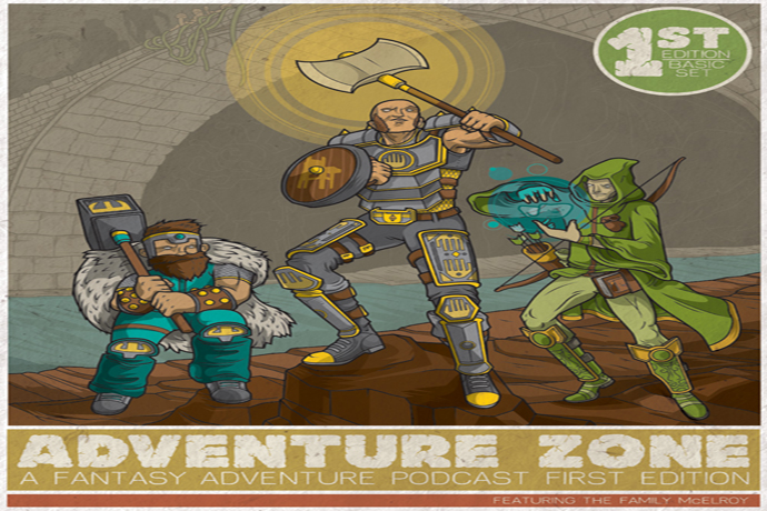 the adventure zone podcast planet