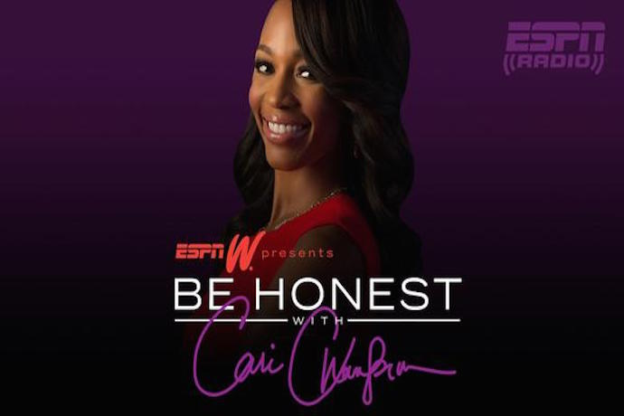 Be Honest with Cari Champion