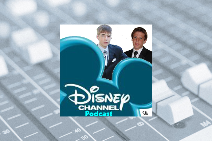 Disney Channel PODCAST w/ DEREK AND ERIC