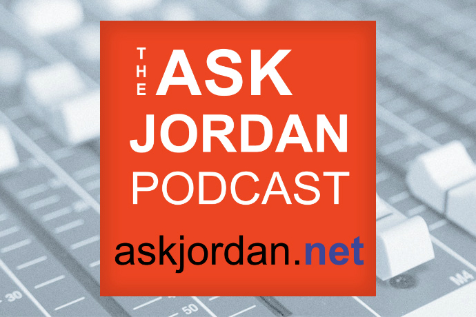 The Ask Jordan Podcast: Selling on Amazon, Amazon Seller, Work from Home, Lifestyle, Sell Online, FBA