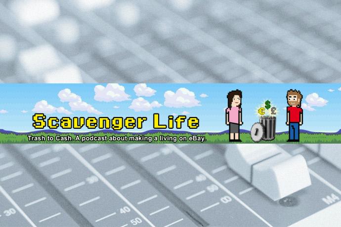 Scavenger Life: Trash to Cash