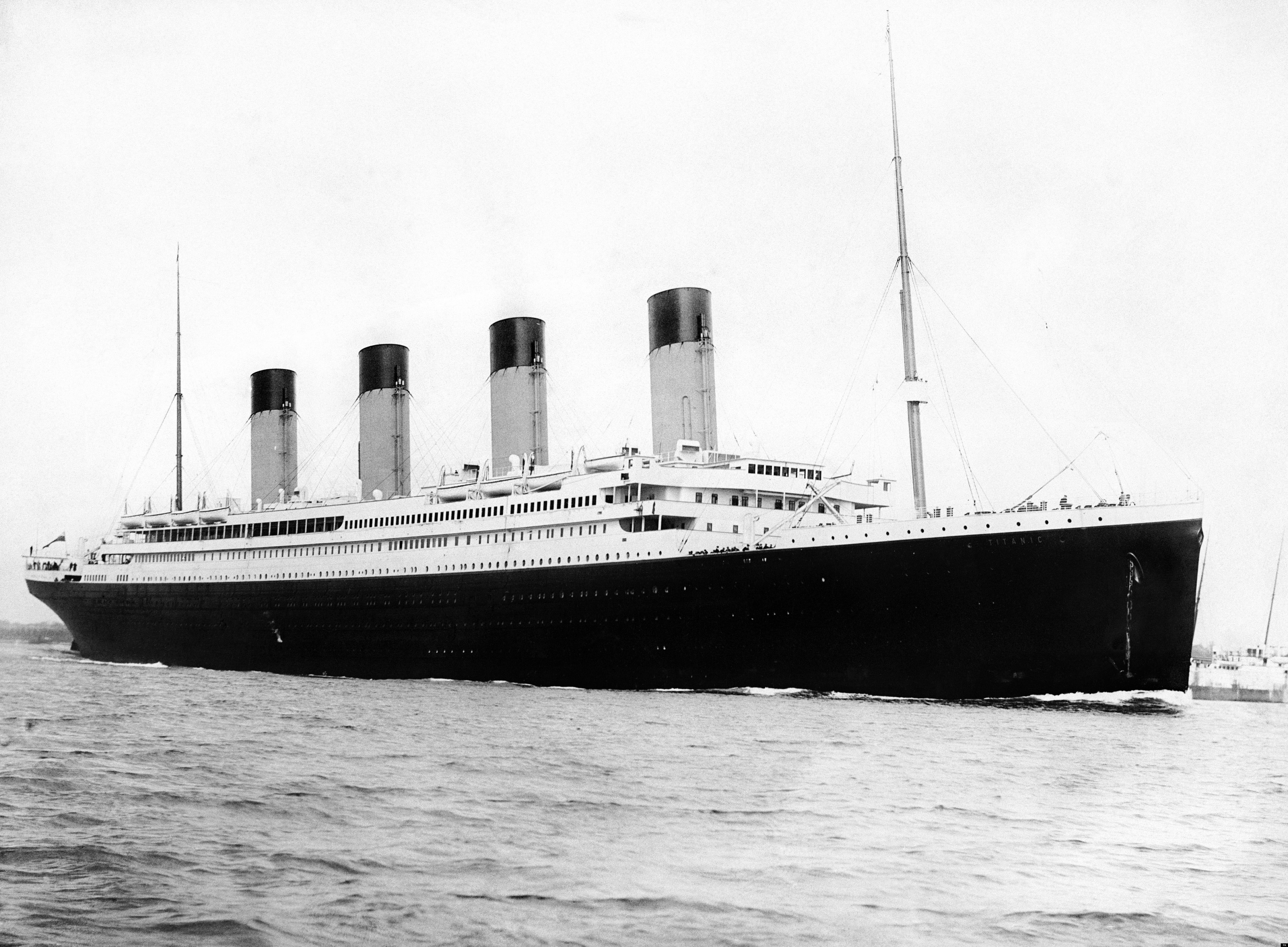 25 'Titanic' Facts You Never Knew