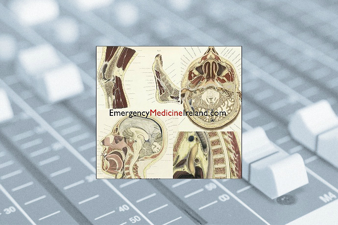 Anatomy for Emergency Medicine