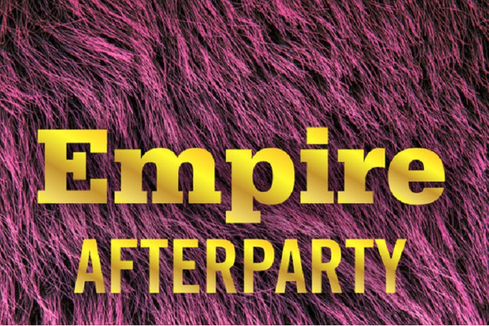 Empire Afterparty with Jozen Cummings