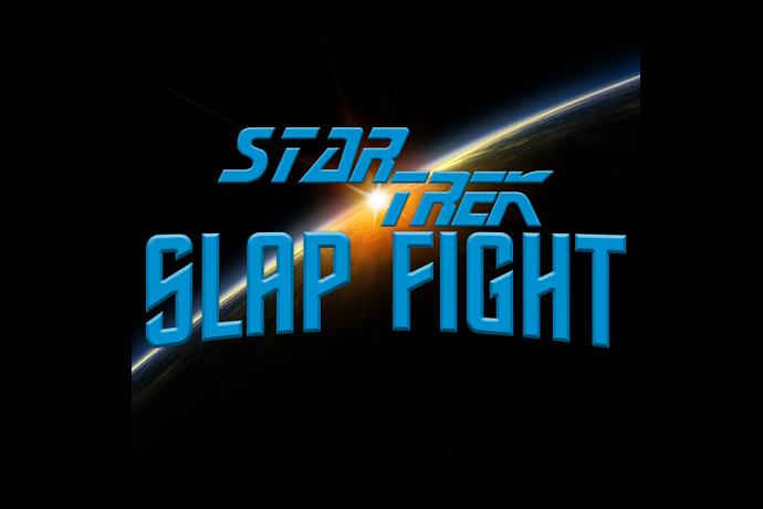 Star Trek Slap Fight