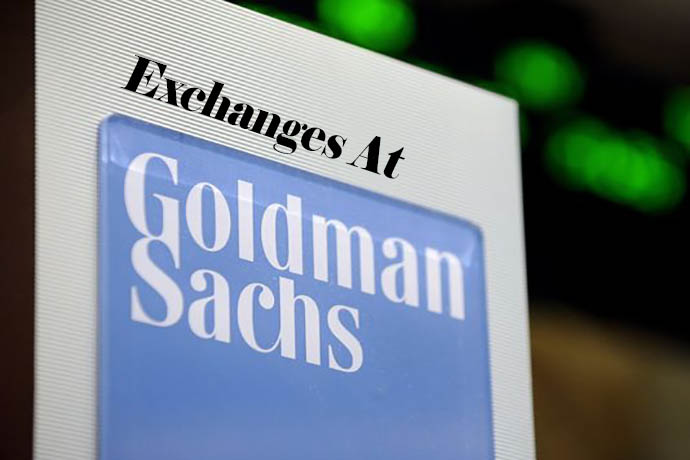 Exchanges At Goldman Sachs