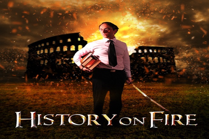 History on Fire with Daniele Bolelli